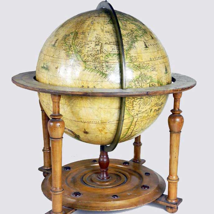 Globes & Scientific